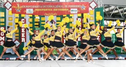 I Campeonato Internacional de Porrismo