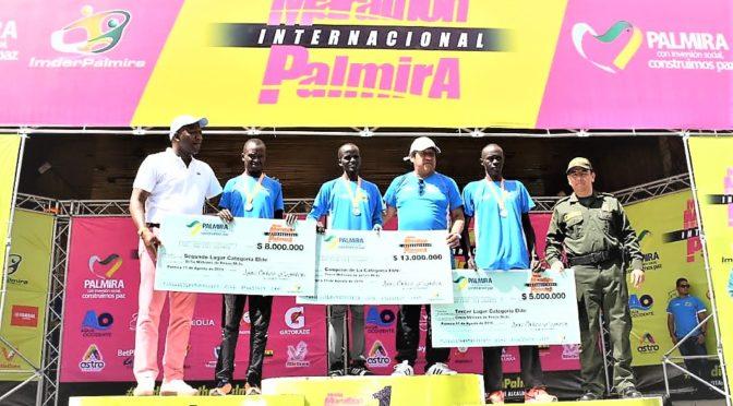 Palmira vibró con la octava edición de la Media Marathon