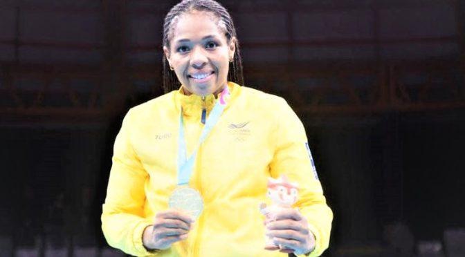 Palmiranos dorados en los Juegos Panamericanos 2019