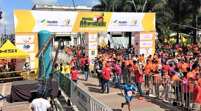 Así se puede inscribir para la Media Maratón Ciudad de Palmira