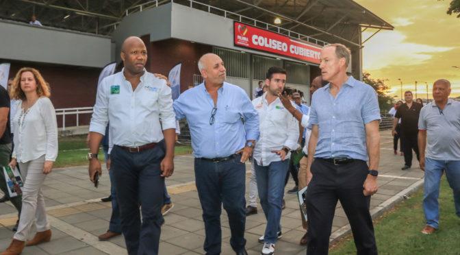 LA CUPULA DIRIGENCIAL DE PANAM SPORTS ESTARÀ EN CALI EN PLENARIA DE JUEGOS PANAMERICANOS