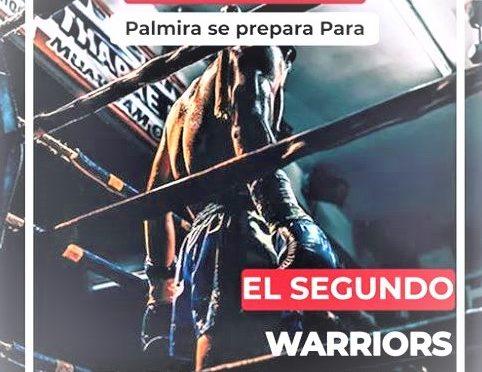 Palmira se prepara para II WARRIORS GRAND PRIX.