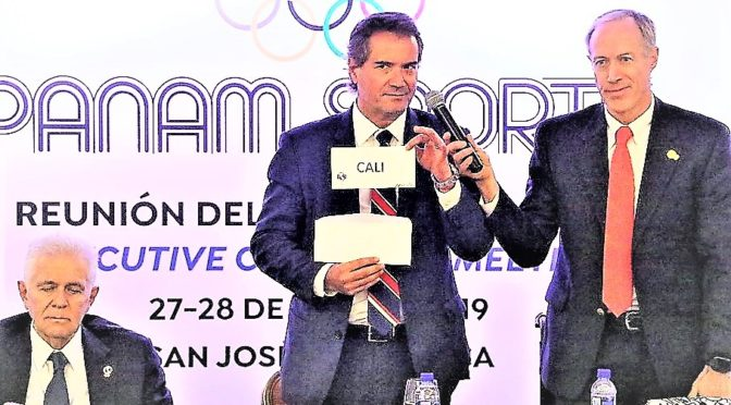 CONCURSO PARA ELEGIR A LA MASCOTA DE LOS I JUEGOS PANAMERICANOS JUNIOR 2021