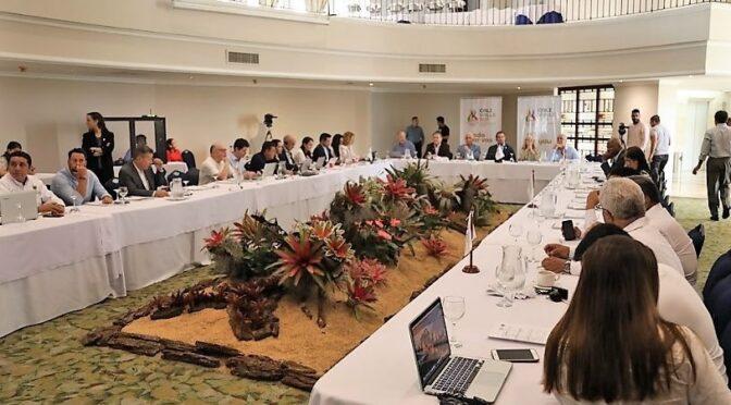 PANAM SPORTS REPASA ORGANIZACIÓN DE LOS PANAMERICANOS JUNIOR EN CALI