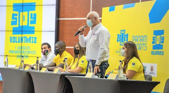 PANAMERICANOS JUNIOR TRAS LA CIFRA DE 3.000 VOLUNTARIOS