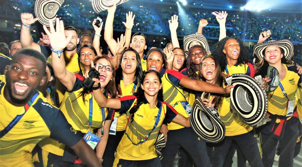Barranquilla realizó recientemente los XXIII Juegos Deportivos Centroamericanos y del Caribe 2018